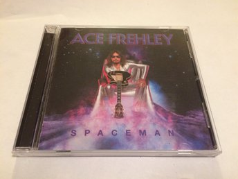 ACE FREHLEY Spaceman CD 2018 Import KISS Frehley´s Comet