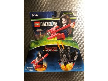 Lego Dimension Fun Pack Marceline the Vampire Queen
