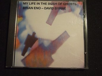 CD - BRIAN ENO & DAVID BYRNE. My life in the bush of ghosts. 1981