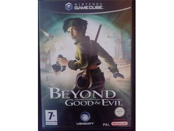 Beyond good & evil - Nintendo Gamecube