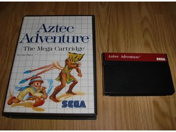 MS: Aztec Adventure