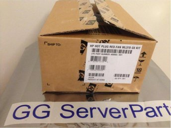 HP Hot-plug redundant fan Ml370 G5 Kit 4000693-B21