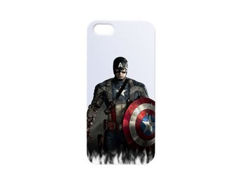 Captain America iPhone 5 /5S skal, present till Marvel fans