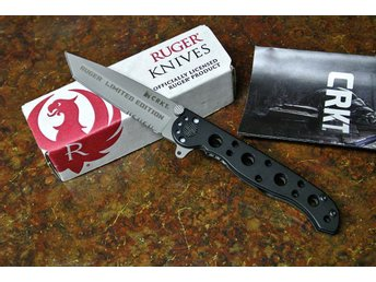 CRKT / RUGER USA Columbia River Kit Carson M16-10S Stainless