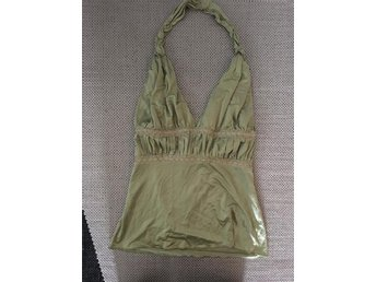 Greek Goddess halterneck top från DASH Kim Kardashian kollektion