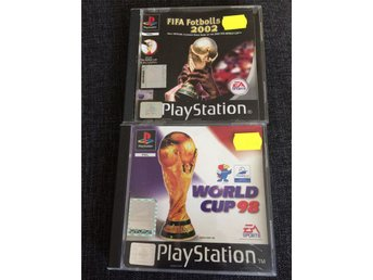 FIFA World cup Playstation Games Rare Games