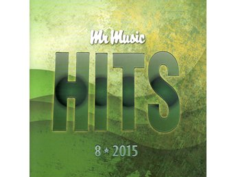 Mr Music Hits 8 - 2015 - CD
