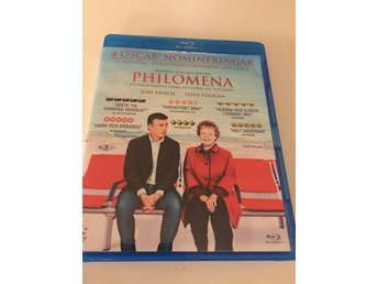 PHILOMENA - JUDI DENCH, STEVE COOGAN.