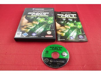 SPLINTER CELL CHAOS THEORY till Nintendo Gamecube