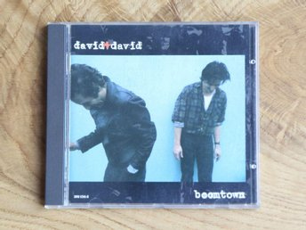 David David - Boomtown (plus en bonusskiva), 2 CD - Solna - David David - Boomtown (plus en bonusskiva), 2 CD - Solna