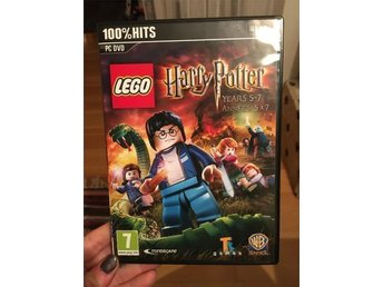 PC lego Harry Potter spel