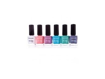 Beauty UK Nail Gift Set No.3 - Urban Girl