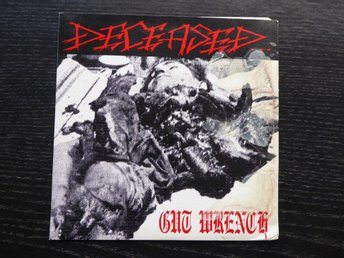 DECEASED - The wrench  Relapse USA -91  Death metal  singel