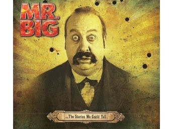 Mr. Big -..The Stories We Could Tell +1 (2014) CD, Frontiers Records, Digi, New - Ekerö - Mr. Big -..The Stories We Could Tell +1 (2014) CD, Frontiers Records, Digi, New - Ekerö
