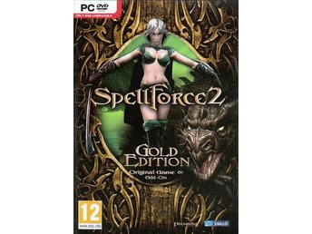 Spellforce 2 Gold Ed. (PC)