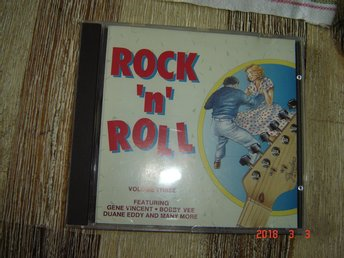Rock*n*roll Volum 3 rocksamling