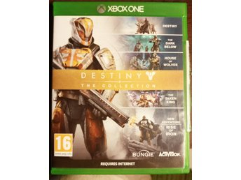 DESTINY : THE COLLECTION - XBOX ONE