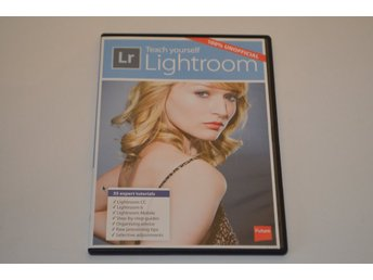 Teach Yourself Lightroom - Slimcase - DVD