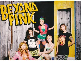 Beyond Pink - The new black  LP