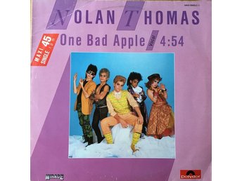 Nolan Thomas One bad apple