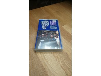 Deep Purple VHS Heavy metal pioneers