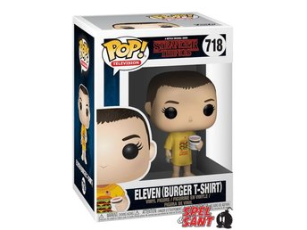 Pop! Stranger Things Eleven Burger T-shirt Vinyl Figure