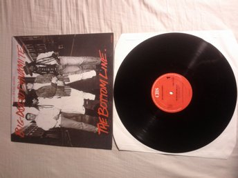 "Big Audio Dynamite – The Bottom Line, 12"" Mick Jones, The Clash"