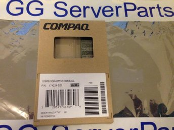 Compaq 128MB SDRAM133 DIMM ALL 174224-B21