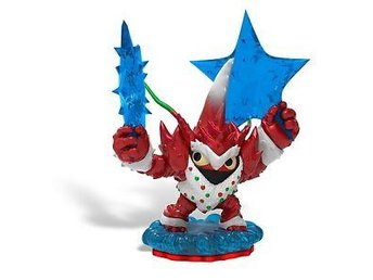 Skylanders Wii PS3 PS4 Figurer TRAP TEAM - LOB STAR CHRISTMAS!
