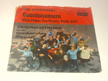 The Sandpipers - Guantanamera, vinyl EP