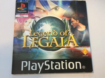 Legend of Legaia - Playstation 1 ,PS1