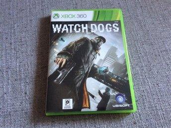 Watch Dogs Xbox 360 - komplett - Hovmantorp - Watch Dogs Xbox 360 - komplett - Hovmantorp