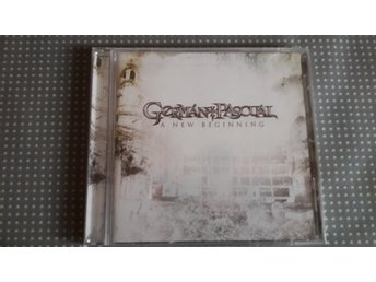 German Pascual : A new beginning, Cd, rare, solo ex. Narnia, Divinefire - Munkfors - German Pascual : A new beginning, Cd, rare, solo ex. Narnia, Divinefire - Munkfors