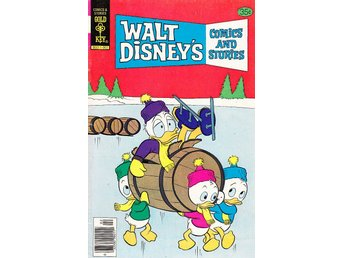 Walt Disneys Comics and Stories nr 461 (1979) / VG / bra lässkick