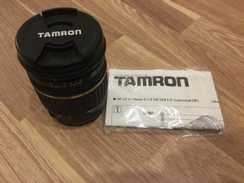 Tamron for Canon objektiv 17-50 mm