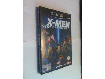 GC: X-Men Next Dimension