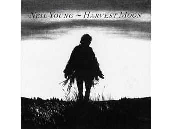 Young Neil: Harvest moon 1992 (CD)