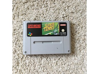 SUPER TENNIS - SNES/PAL