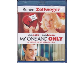 MY ONE AND ONLY-RENEE ZELLWEGER-CHRIS NOTH-SVENSK TEXT-NY OCH INPLASTAD BLURAY.