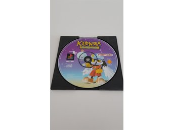 Klonoa - PlayStation 1 - rare