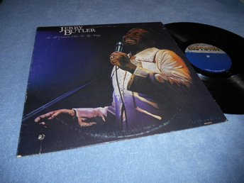 Jerry Butler - It All Comes Out... (LP) USA 1977 Motown