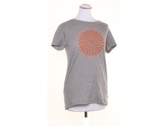 Levi Strauss & Co, T-shirt, Strl: M, Grå/Orange/Rosa