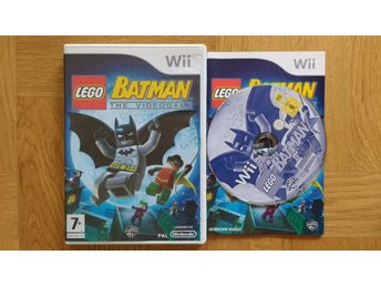 Nintendo Wii: LEGO Batman Bat Man