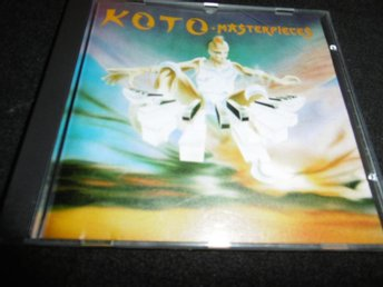 Koto - Masterpieces - CD - 1989