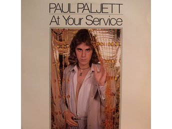 Paul Paljett ‎– At Your Service