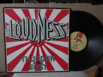 Loudness - Thunder In The East 1985  (HM-HardRock/Japan)