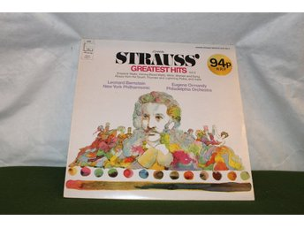 Strauss Greatest Hits