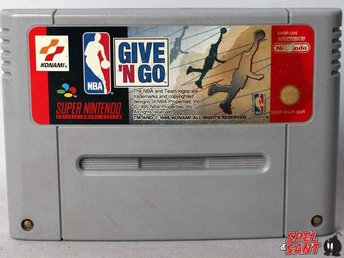 NBA Give N Go