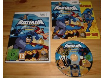 Wii: Batman the Brave and the Bold