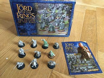 Games Workshop The Lord of the Rings The Return of the King Army of  the Dead